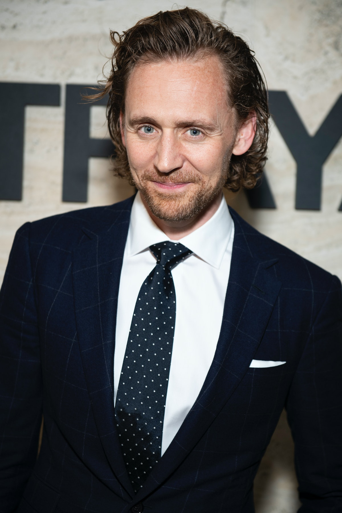 """NEW YORK, NY – SEPTEMBER 5: Tom Hiddleston attends the Broadway Opening Night of """"Betrayal"""" at THE P..."""