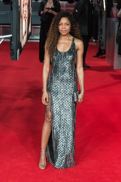 LONDON, UNITED KINGDOM - FEBRUARY 02, 2020: Naomie Harris attends the EE British Academy Film Awards ceremony at the Royal Albert Hall on 02 February, 2020 in London, England.- PHOTOGRAPH BY Wiktor Szymanowicz / Barcroft Media (Photo credit should read Wiktor Szymanowicz/Barcroft Media via Getty Images)
