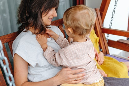 Signs your toddler needs one-on-one time can include regression, tantrums, and trouble with transitions.