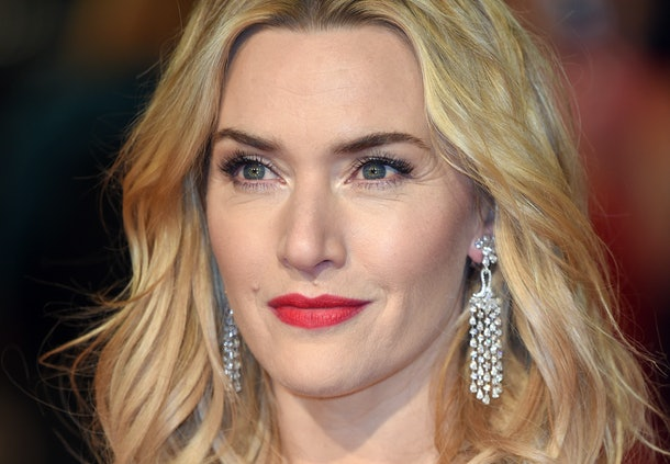 LONDON, ENGLAND - FEBRUARY 14:  Kate Winslet attends the EE British Academy Film Awards at The Royal Opera House on February 14, 2016 in London, England.  (Photo by Karwai Tang/WireImage)