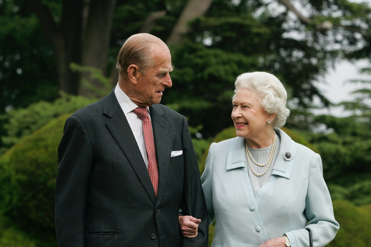 HAMPSHIRE, ENGLAND - UNDATED: In this image, made available November 18, 2007, HM The Queen Elizabet...