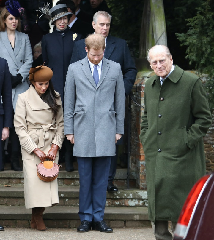 Prince Harry and Meghan Markle paid tribute to Prince Philip.
