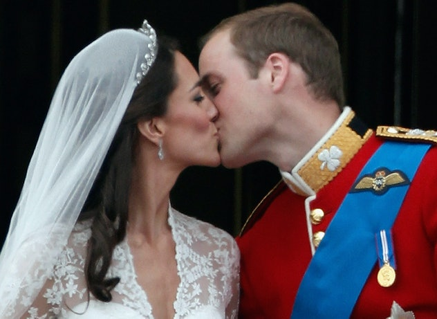 The couple were married in April 2011.