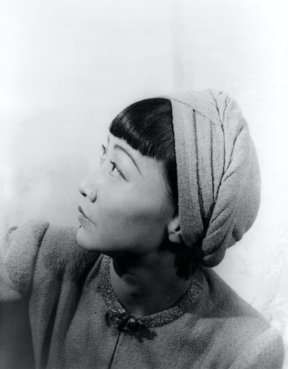 Portrait of Anna May Wong (Photo by Carl Van Vechten Collection/Getty Images)