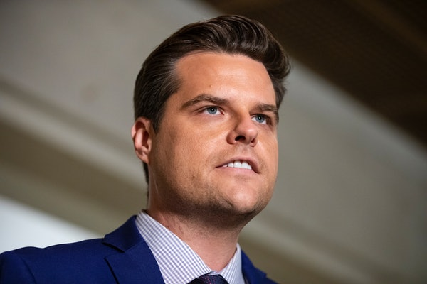 These tweets and memes about Matt Gaetz's Venmo are all saying the same thing.