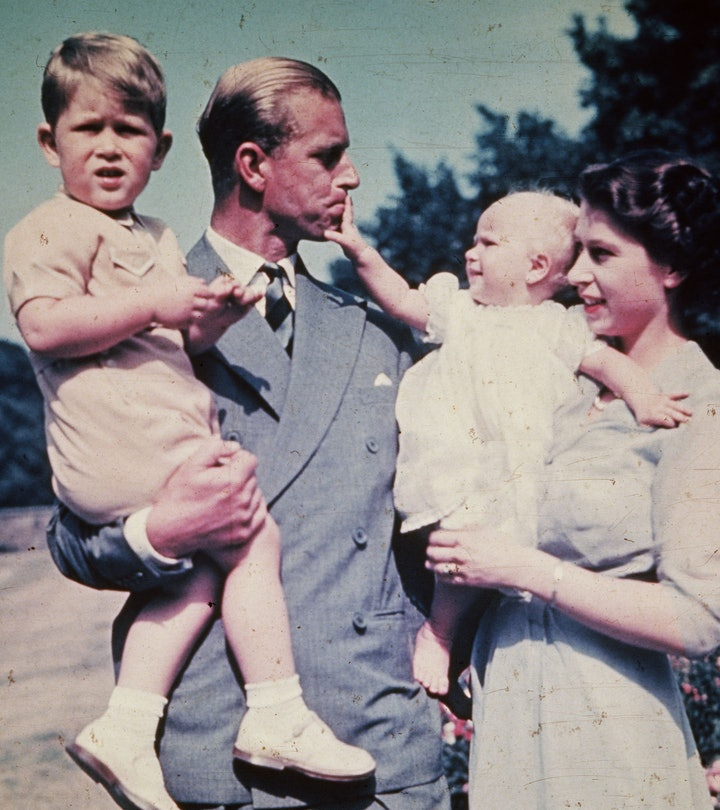 Prince Philip loved life with his family.
