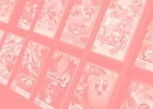 TOKYO, JAPAN - 2021/03/03: Nintendo Switch video games on display inside Nintendo Tokyo store in Shibuya. (Photo by Stanislav Kogiku/SOPA Images/LightRocket via Getty Images)