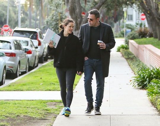 LOS ANGELES, CA - FEBRUARY 27: Jennifer Garner and Ben Affleck are seen on February 27, 2019 in Los Angeles, California.  (Photo by BG004/Bauer-Griffin/GC Images)