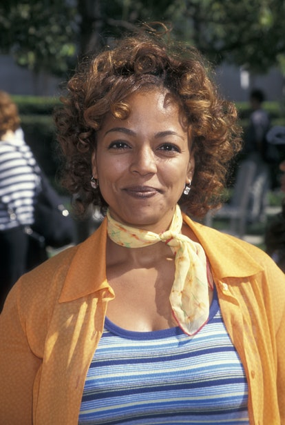 Actress Kim Fields attends the world premiere of Good Burger on July 19, 1997.