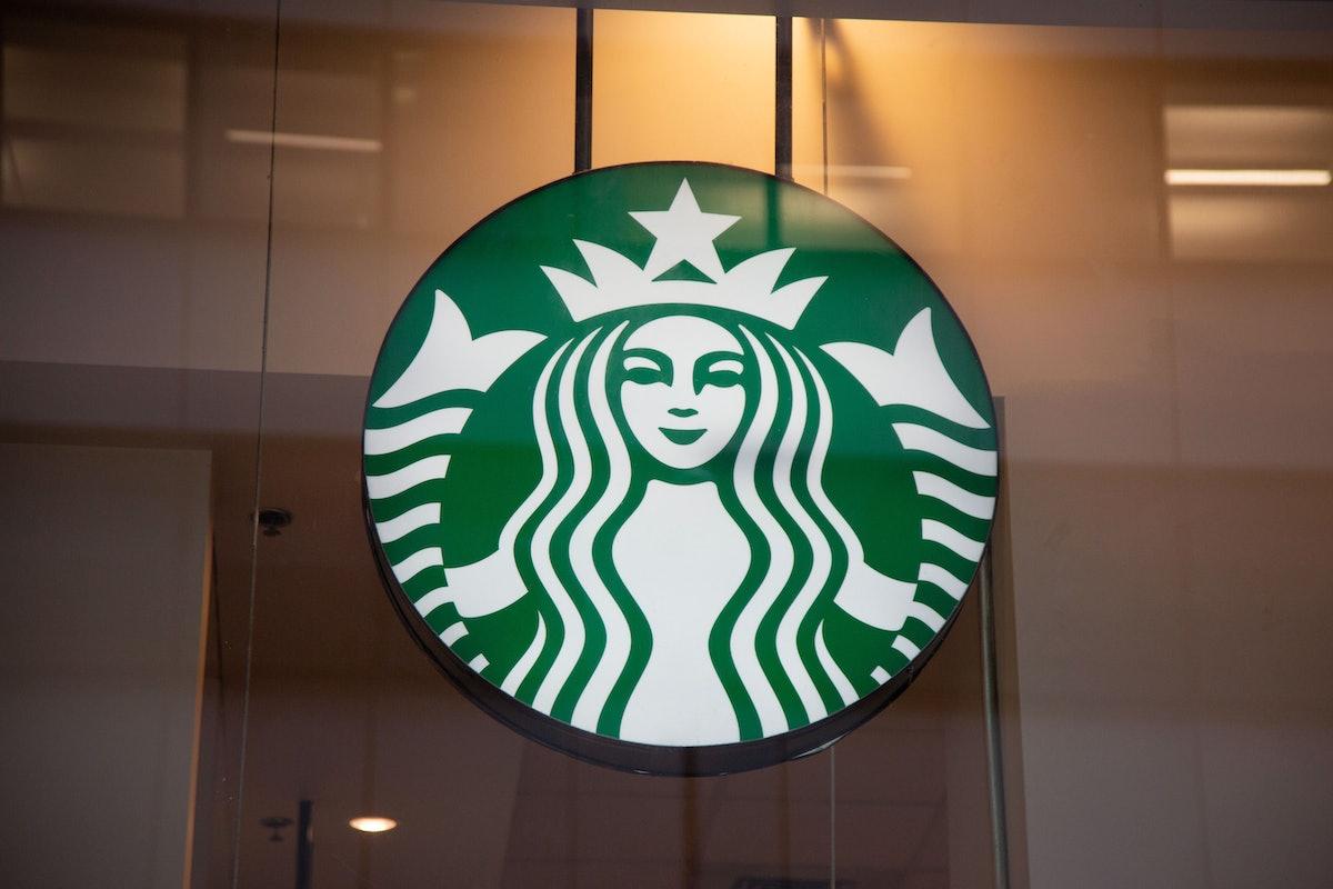Starbucks' Strawberry Funnel Cake Frappuccino has a decent kick of caffeine.