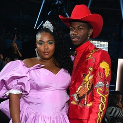 Lizzo is a prime example of the return of the '80s scrunchie —here are 10 times celebs wore the hair accessory.