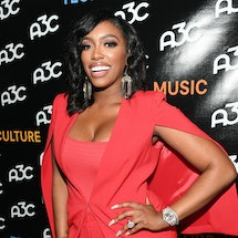 ATLANTA, GEORGIA - OCTOBER 10:  Porsha Williams attends the A3C Festival & Conference at AmericasMart on October 10, 2019 in Atlanta, Georgia. (Photo by Paras Griffin/Getty Images)