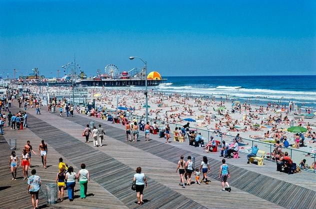 Seaside Heights in 1978.