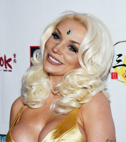 HOLLYWOOD, CALIFORNIA - FEBRUARY 09: Television personality Courtney Stodden attends the 5th Annual ...