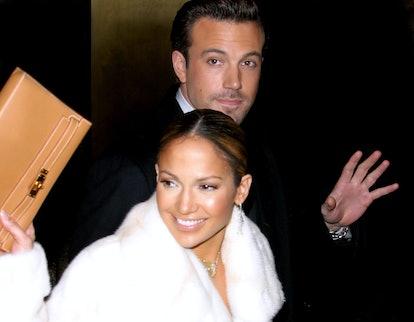 Jennifer Lopez and Ben Affleck Lopez are both Leo zodiac signs.