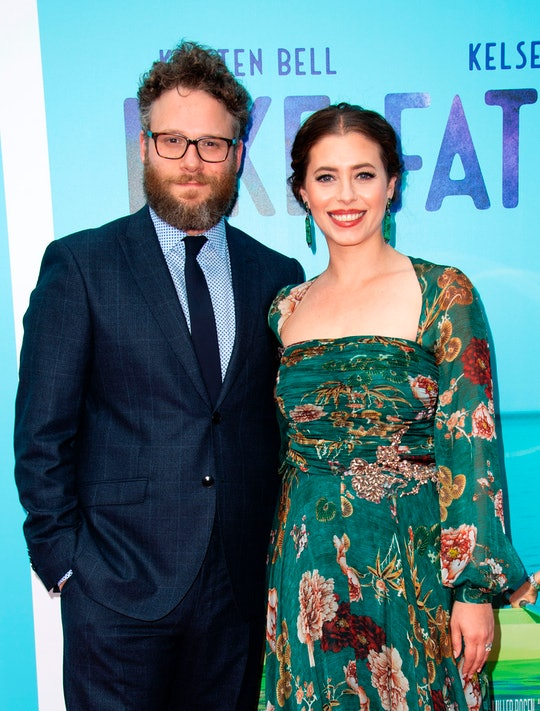 Seth Rogen is very comfortable with not having kids.