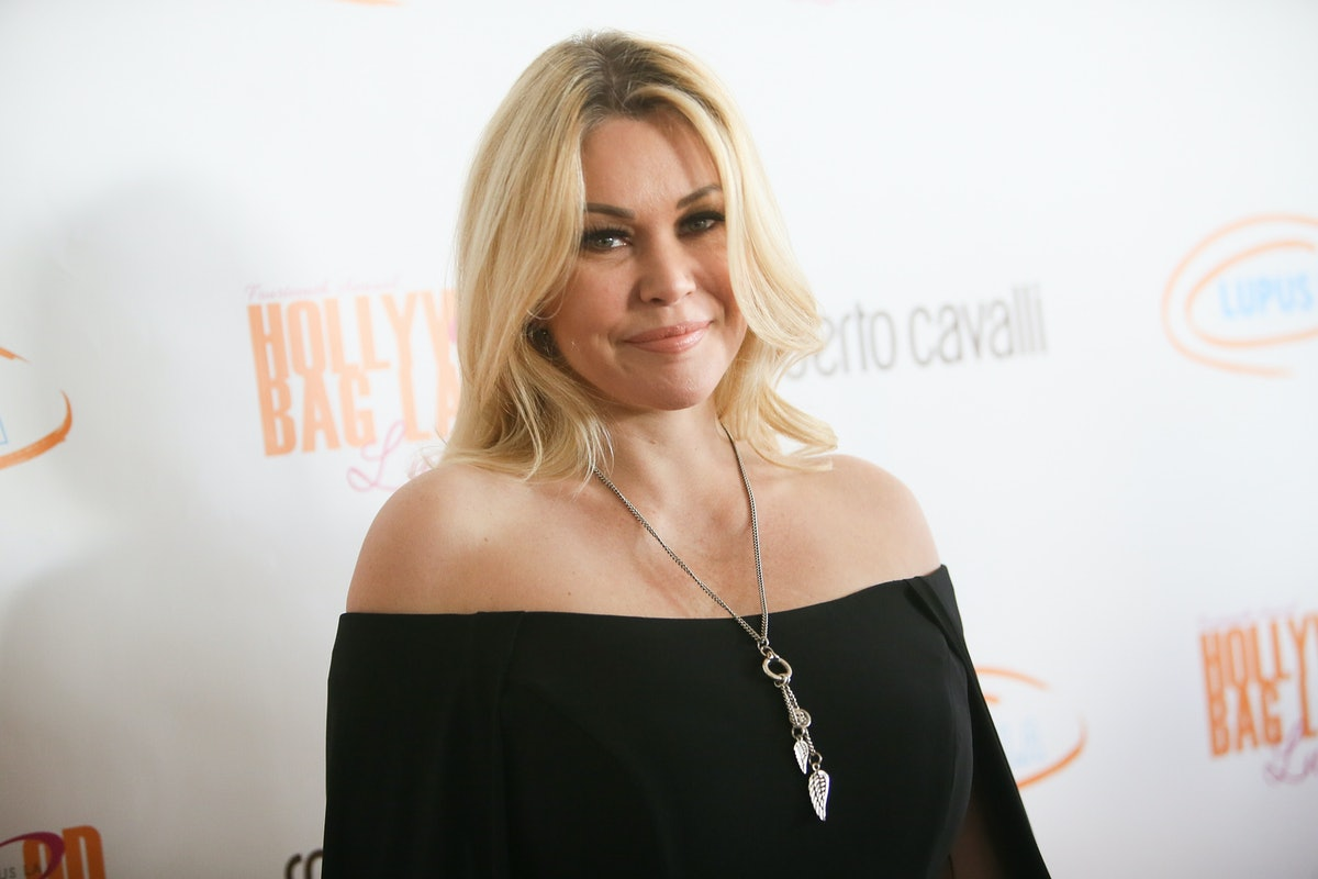 BEVERLY HILLS, CA - NOVEMBER 17:  Shanna Moakler arrives at the Lupus LA 15th Annual Hollywood Bag Ladies Luncheon at The Beverly Hilton Hotel on November 17, 2017 in Beverly Hills, California.  (Photo by David Livingston/Getty Images)