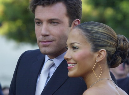 Jennifer Lopez and Ben Affleck's rekindled romance came out within a few weeks of the first eclipse of 2021.