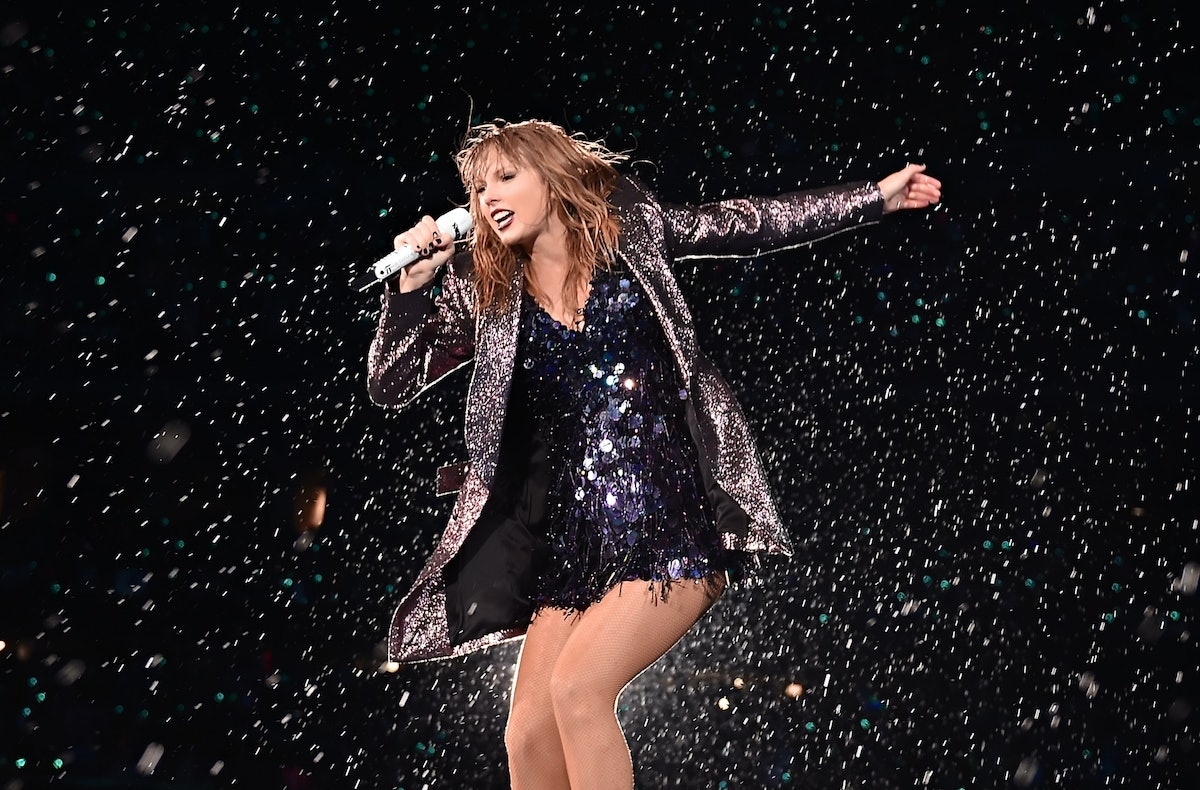 CHICAGO, IL - JUNE 02:  Taylor Swift performs onstage during the 2018 reputation Stadium Tour at Soldier Field on June 2, 2018 in Chicago, Illinois.  (Photo by John Shearer/TAS18/Getty Images for TAS)