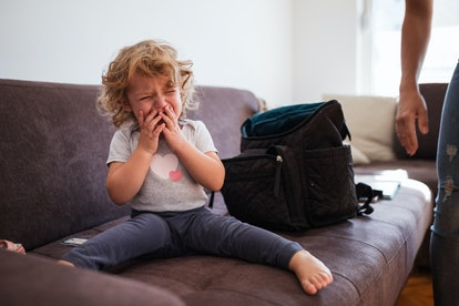 Experts say aggressive toddlers might be trying to explain their feelings.