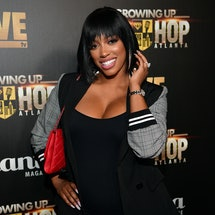 ATLANTA, GA - OCTOBER 02:  Porsha Williams attends growing up Hip Hop Atlanta to Celebrate the new season at Tongue & Groove City on October 2, 2018 in Atlanta, Georgia.  (Photo by Prince Williams/WireImage)