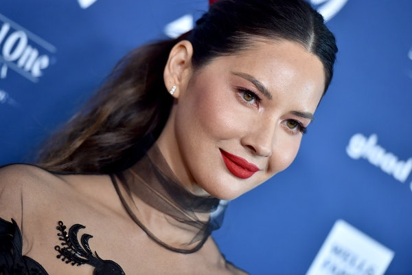BEVERLY HILLS, CALIFORNIA - MARCH 28: Olivia Munn attends the 30th Annual GLAAD Media Awards at The Beverly Hilton Hotel on March 28, 2019 in Beverly Hills, California. (Photo by Axelle/Bauer-Griffin/FilmMagic)