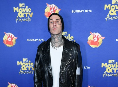 UNSPECIFIED - DECEMBER 6: In this image released on December 6, Travis Barker attends the 2020 MTV M...