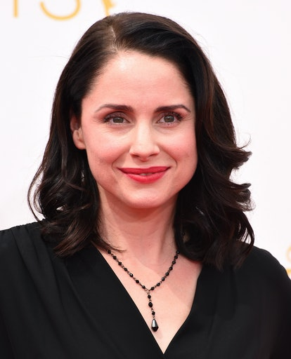 LOS ANGELES, CA - AUGUST 25:  Actress Laura Fraser attends the 66th Annual Primetime Emmy Awards held at Nokia Theatre L.A. Live on August 25, 2014 in Los Angeles, California.  (Photo by Steve Granitz/WireImage)