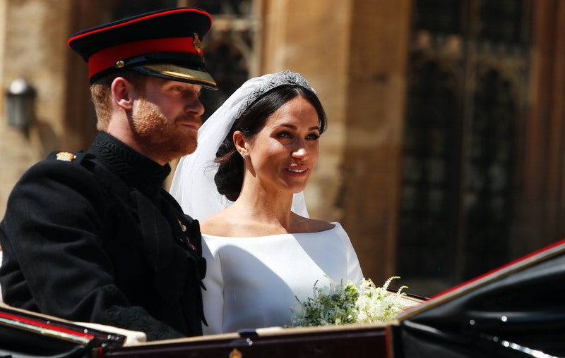 Prince Harry, Duke of Sussex, and Meghan, Duchess of Sussex, got married at St. George's Chapel in 2018.
