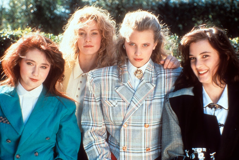 10 beauty lessons the iconic '80s movie 'Heathers' taught the world.