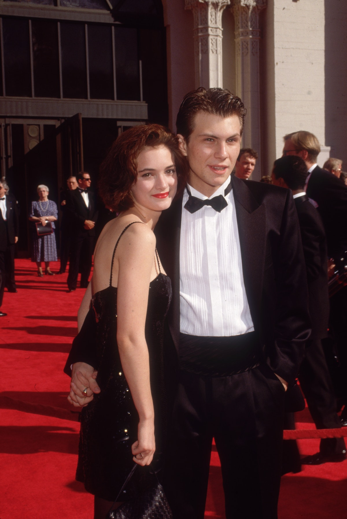 All of the beauty inspo from 1988's 'Heathers,' starring Winona Ryder and Christian Slater.