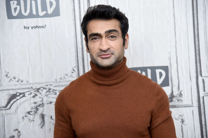 'Eternals' actor Kumail Nanjiani visits the Build Series to discuss the Apple TV + anthology series ...