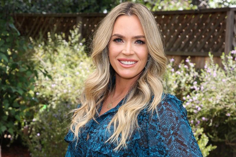 UNIVERSAL CITY, CALIFORNIA - MARCH 30: Actress / Reality TV Personality Teddi Mellencamp Arroyave vi...