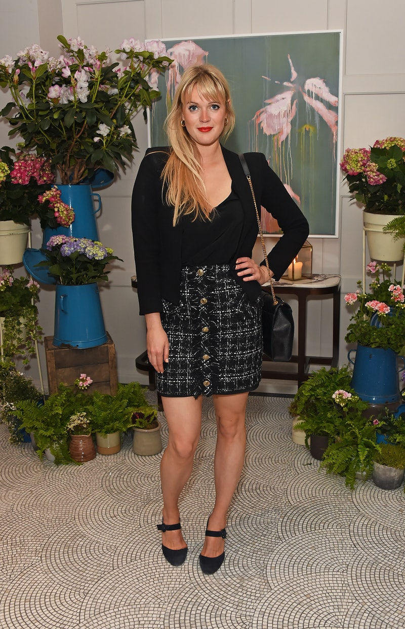 LONDON, ENGLAND - MAY 16: Dolly Alderton attends the Belmond Cadogan Hotel Summer Salon and Grand Opening, supported by London Perfumer Miller Harris, in Chelsea on May 16, 2019 in London, England.  (Photo by David M. Benett/Dave Benett/Getty Imagesfor Belmond Cadogan)