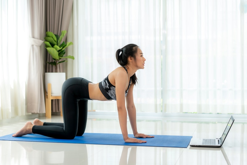 Say goodbye to lower back pain with these trainers' workouts.