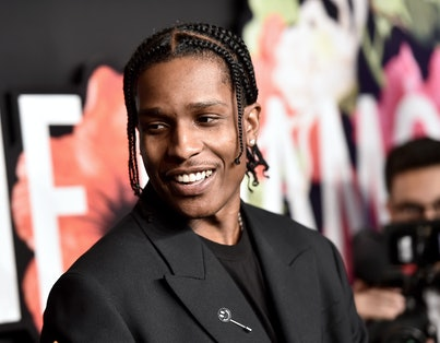 NEW YORK, NEW YORK - SEPTEMBER 12: A$AP Rocky attends Rihanna's 5th Annual Diamond Ball at Cipriani Wall Street on September 12, 2019 in New York City. (Photo by Steven Ferdman/Getty Images)