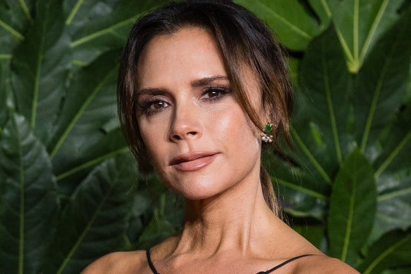LONDON, ENGLAND - DECEMBER 10: Victoria Beckham arrives at The Fashion Awards 2018 In Partnership With Swarovski at Royal Albert Hall on December 10, 2018 in London, England. (Photo by Samir Hussein/Samir Hussein/WireImage)