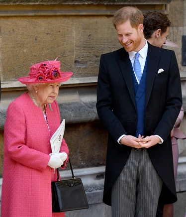 WINDSOR, UNITED KINGDOM - MAY 18: (EMBARGOED FOR PUBLICATION IN UK NEWSPAPERS UNTIL 24 HOURS AFTER C...