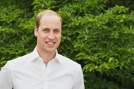 Prince William's arms are raising eyebrows across the board.