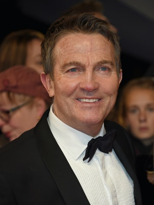 LONDON, ENGLAND - JANUARY 25:  Bradley Walsh attends the National Television Awards on January 25, 2017 in London, United Kingdom.  (Photo by Anthony Harvey/Getty Images)