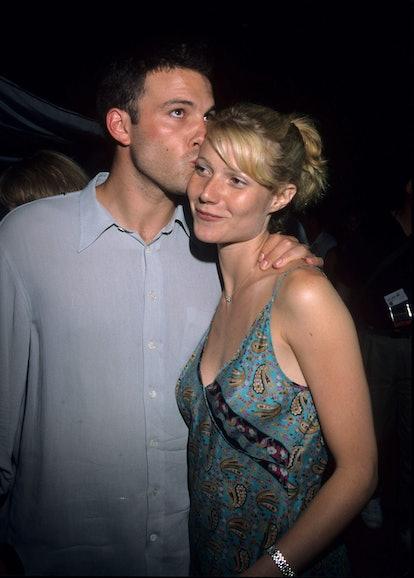 Ben Affleck and Gwyneth Paltrow dated.