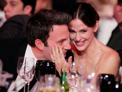 Ben Affleck and Jennifer Garner were married.