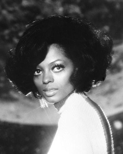 Diana Ross is eternal inspiration for the voluminous bob.