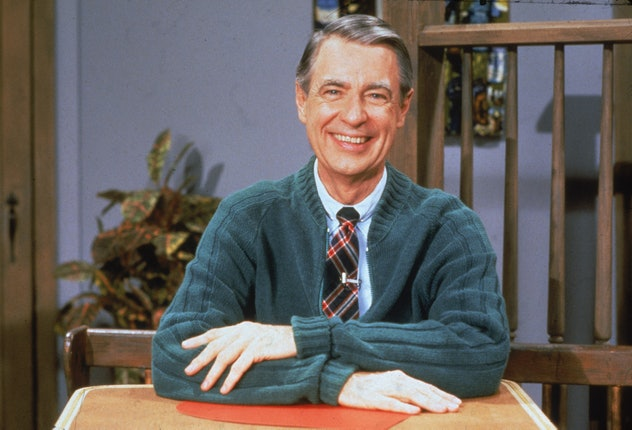 Fred Rogers is basically a founding father of PBS Kids.