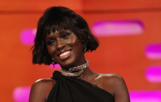 Jodie Turner-Smith during the filming for the Graham Norton Show at BBC Studioworks 6 Television Cen...