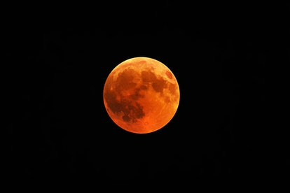 A red moon, total lunar eclipse will happen on May 26, 2021.