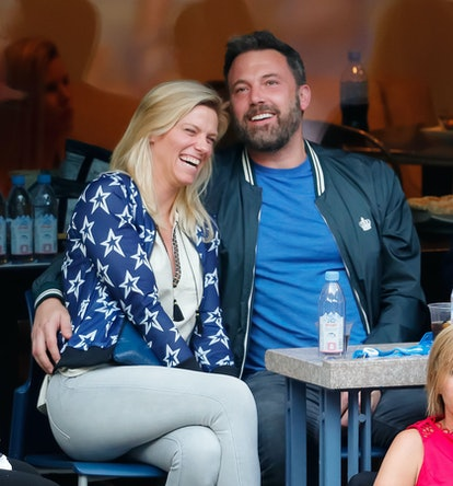 Ben Affleck and Lindsay Shookus dated.
