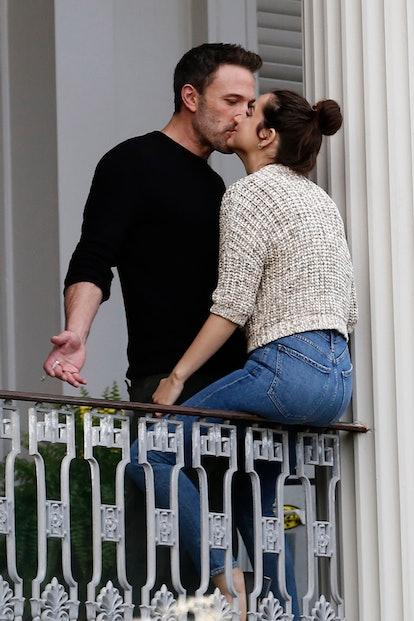 Ben Affleck and Ana de Armas dated.