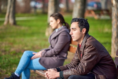Another sign your partner has a crush on someone else? They're sharing less with you.