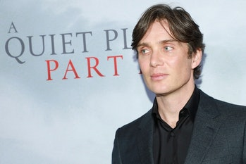 """NEW YORK, NY - MARCH 08: Cillian Murphy attends """"A Quiet Place Part II"""" World Premiere at Rose Theat..."""
